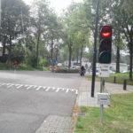 verkeersregelinstallatie verkeershinder
