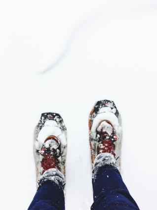 sneeuwval vertraging